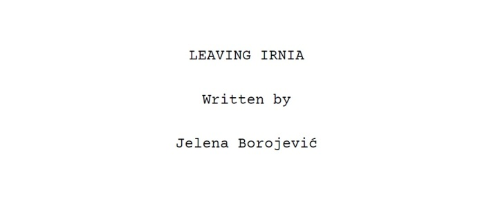 """""""Leaving Irnia"""" by JelenaBorojevic"""